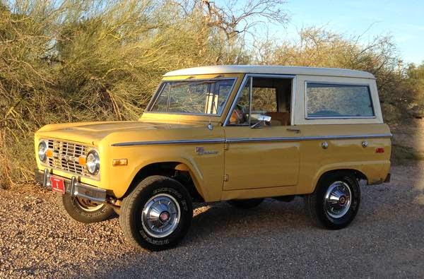 1972 Ford Bronco Excellent Condition Auto Restorationice