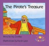 bookcover of  The Pirate's Treasure by Joy Cowley