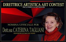 Direttrice Artistica Art Contest per la Letteratura e la Poesia