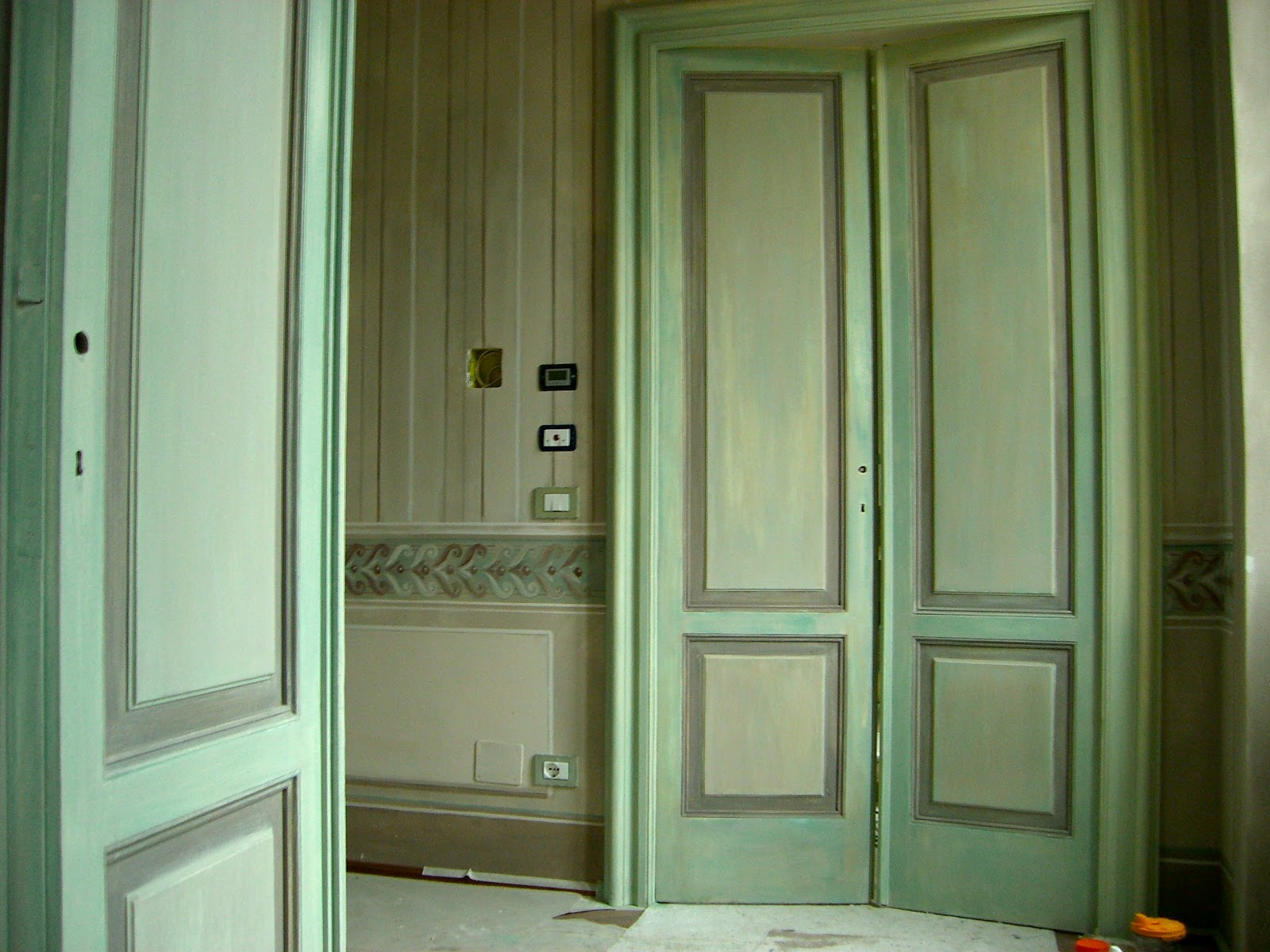 Pittura Corridoio Moderno Latest Come Arredare Il Corridoio Idee E
