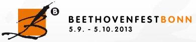 Beethovenfest Bonn 2013