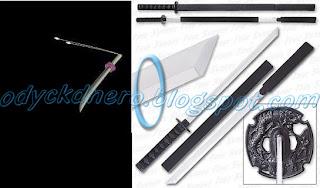 Kodachi Pedang Samurai Jepang