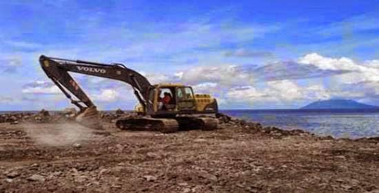 Menurun, Kualitas Lingkungan Hidup di Sulut