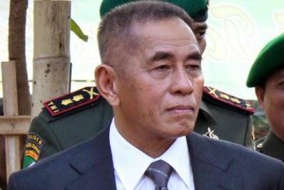 Menteri Pertahanan  RI Ryamizard Ryacudu