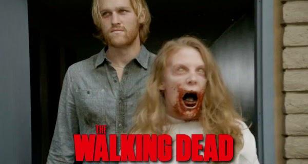 Imagen de los webisodes de The Walking Dead