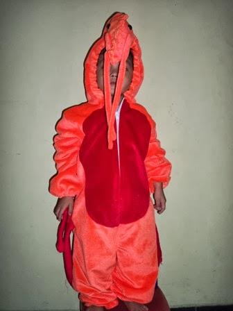 KBL-003 Kostum Udang