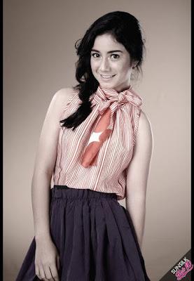 finalis miss indonesia 2011 Dikna Faradiba - NTT
