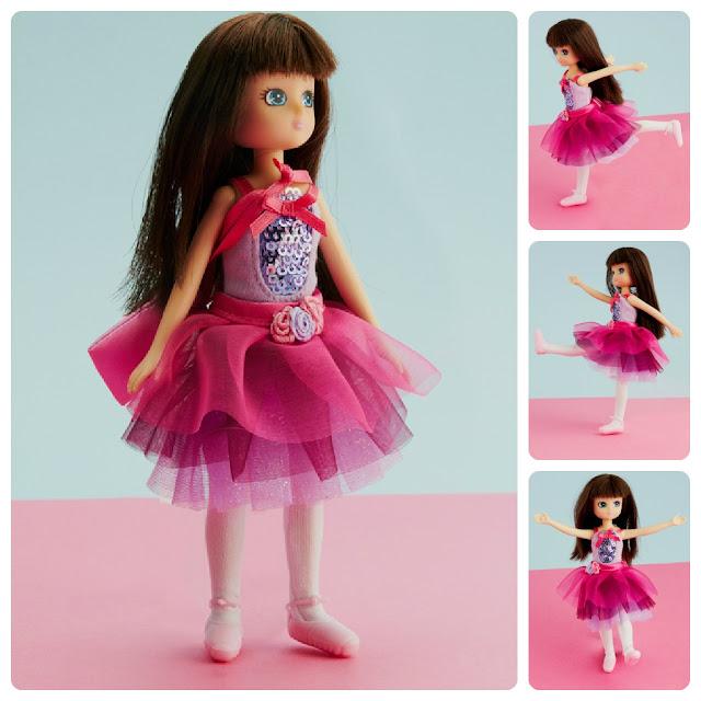 Lottie Doll from Arklu