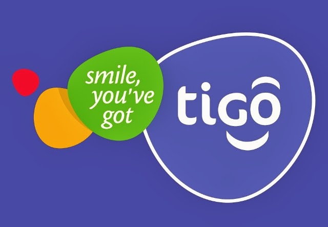 SMILE..YOU ARE WITH TIGO