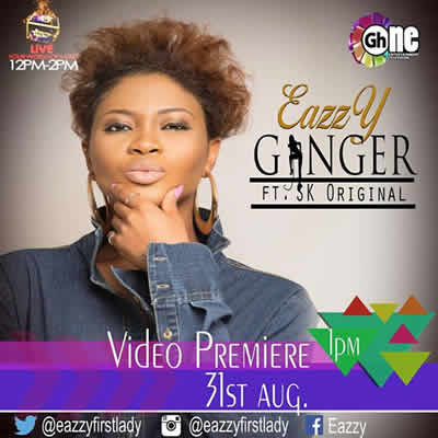 Eazzy Mildred Song Ginger featuring SK Originale