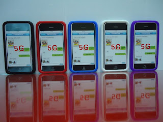 iPhoen 5 is Popular and 5G expected to Release