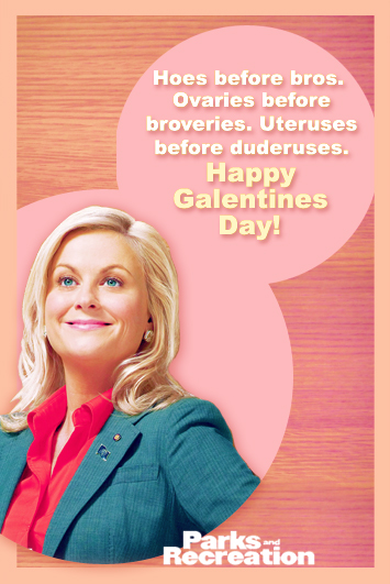 Happy Galentines Day!