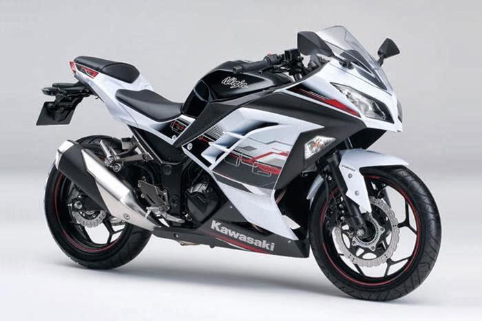 Kumpulan Foto Motor Kawasaki Ninja N250 Fi 2014 Stripping Baru Edisi  title=