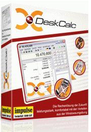ماشین حساب حرفه ای DeskCalc Business