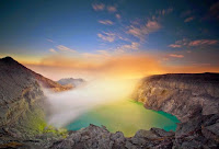 Ijen Crater Bromo Tour Package