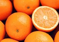 naranjas frutas frescas