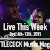 Live This Week: Dec. 6th-12th, 2015