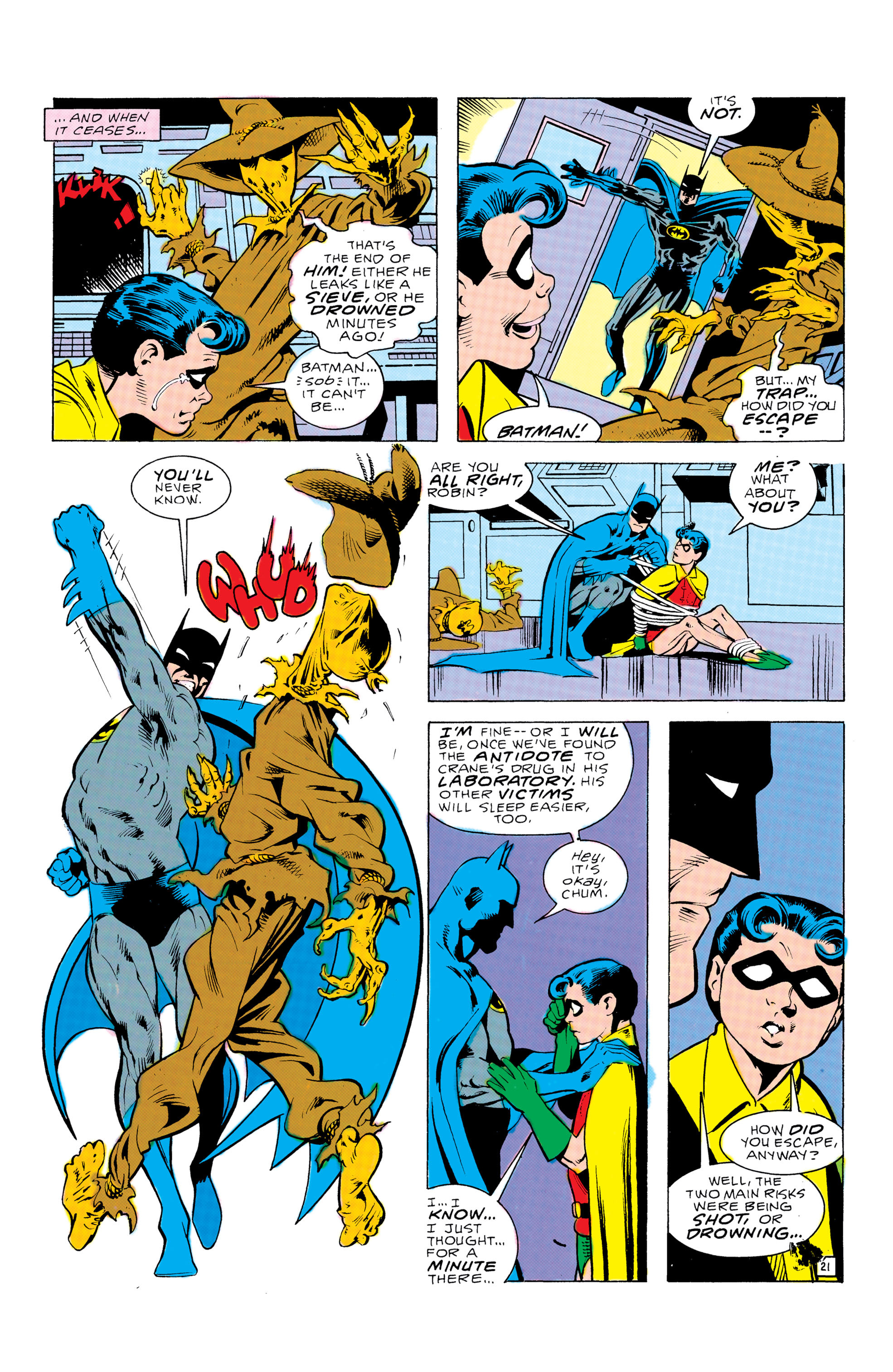 Detective Comics (1937) Issue #571 Page 22