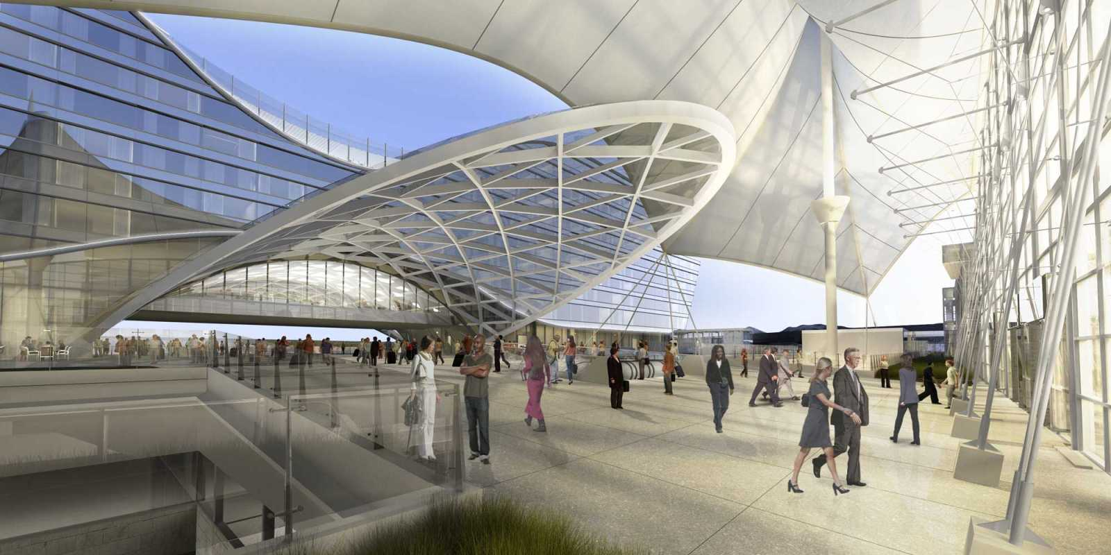 architecture now and The Future: DENVER INTERNATIONAL ...