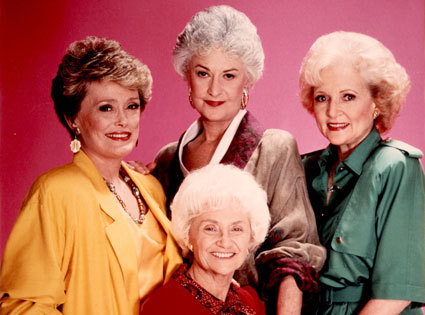 Pin up spirit betty white la chica de oro for How old was betty white in golden girls
