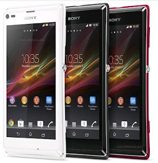 Sony Xperia L C2105 Guide User Manual Pdf