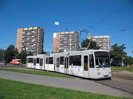 Tram-Minsk