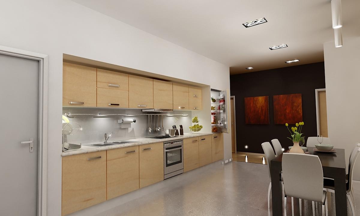 Cocinas modernas for Cocinas modernas apartamentos
