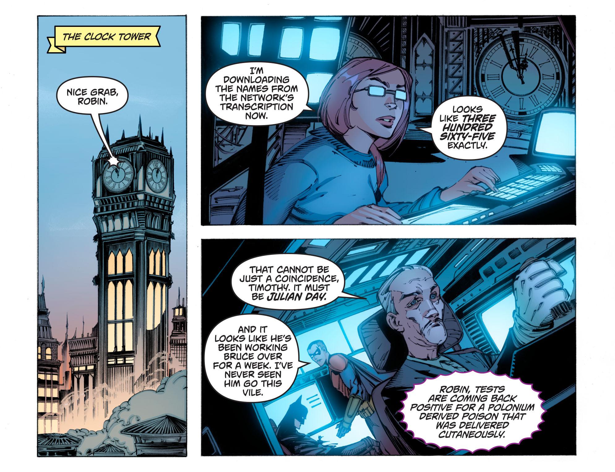 Batman: Arkham Knight [I] Issue #31 #33 - English 9