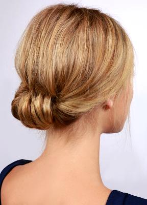 Tutorial Menata Model Rambut Pesta
