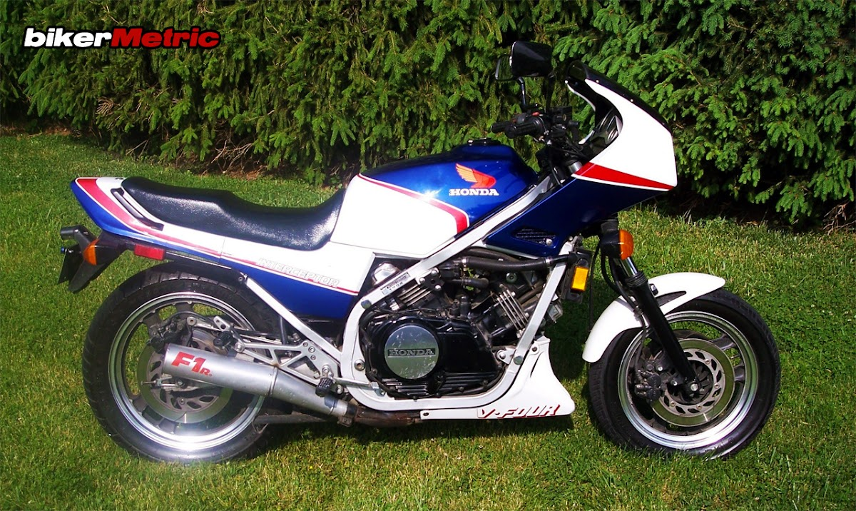 honda vf750 v-four interceptor