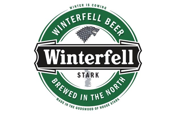 Game of thornes winterfell stark
