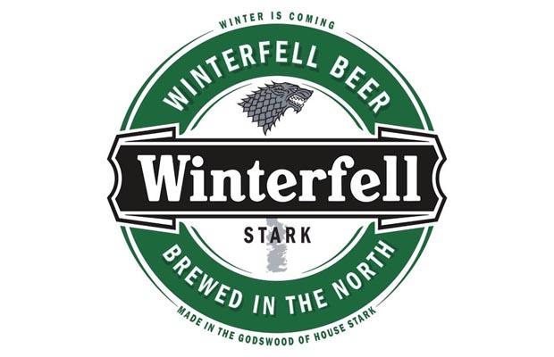 Game of thornes winterfell stark