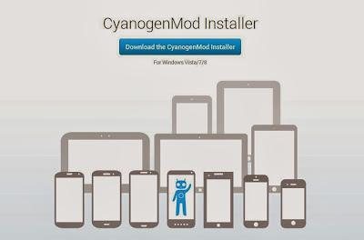 CyanogenMod, CyanogenMod Installer