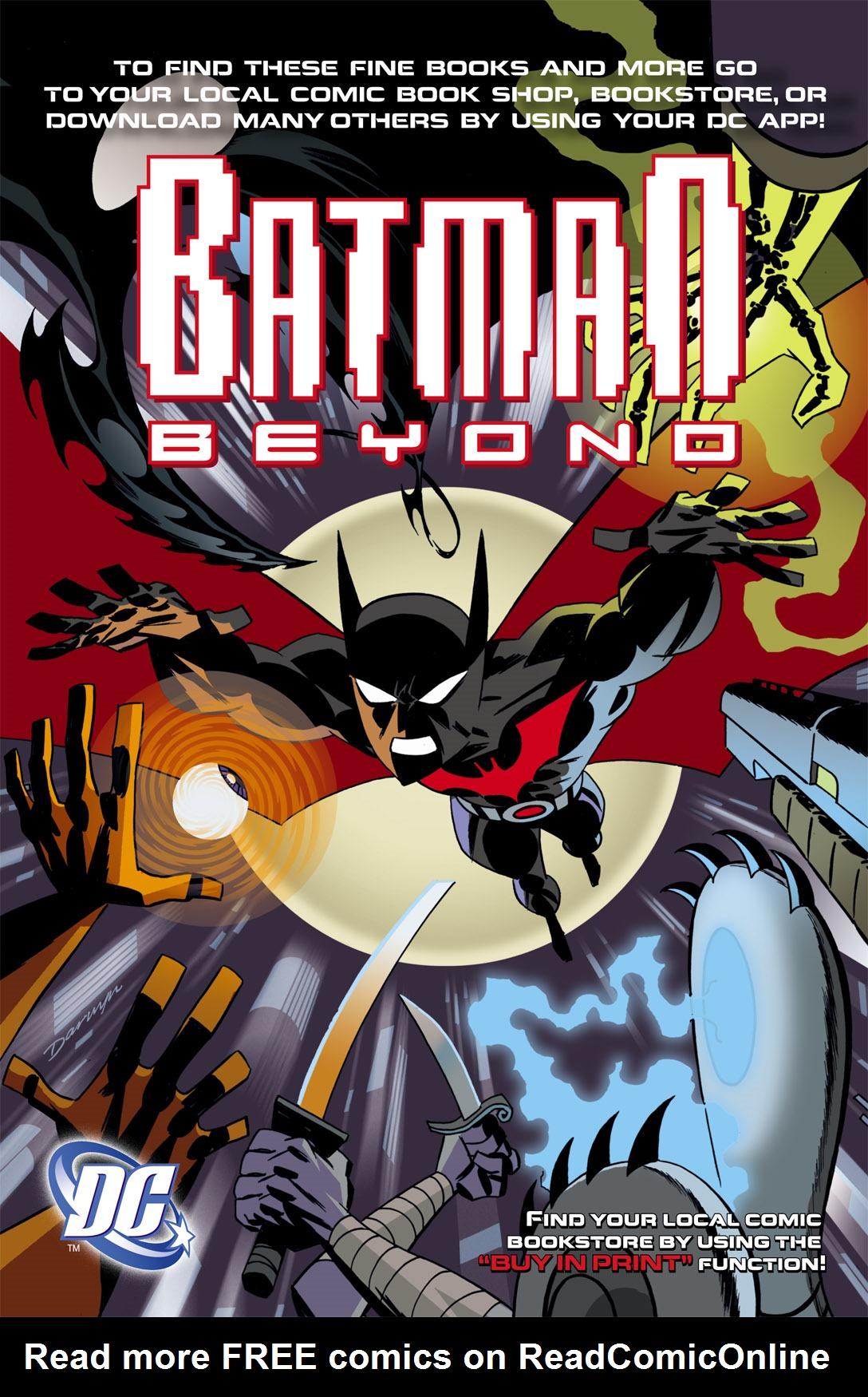 Batman Beyond [II] Issue #8 #8 - English 24