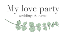 My love party - Wedding & event planner