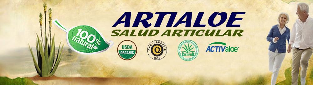 Arti Aloe  Ideal para Artrosis, Artritis y enfermedades OA