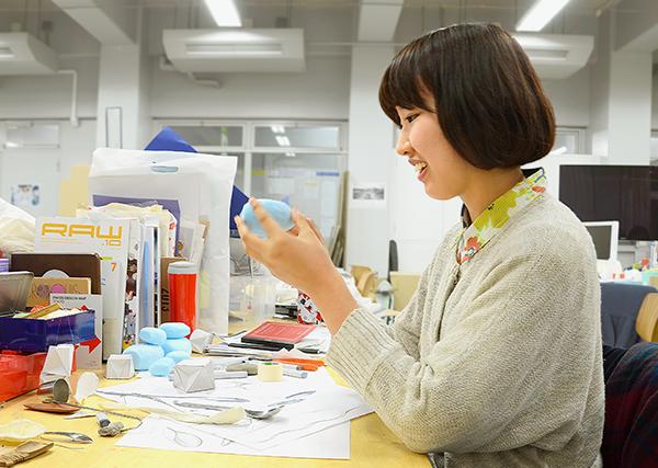 横浜美術学院 OB・OGからのメッセージ ブログ 多摩美術大学プロダクトデザイン2年生からのメッセージ1