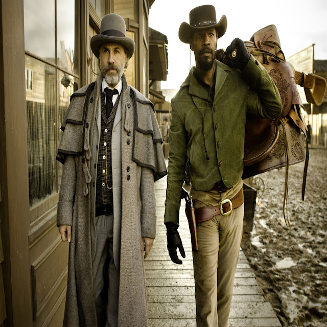 2013 Oscar Nominations - Free Download Django Unchained HD iPad Wallpapers