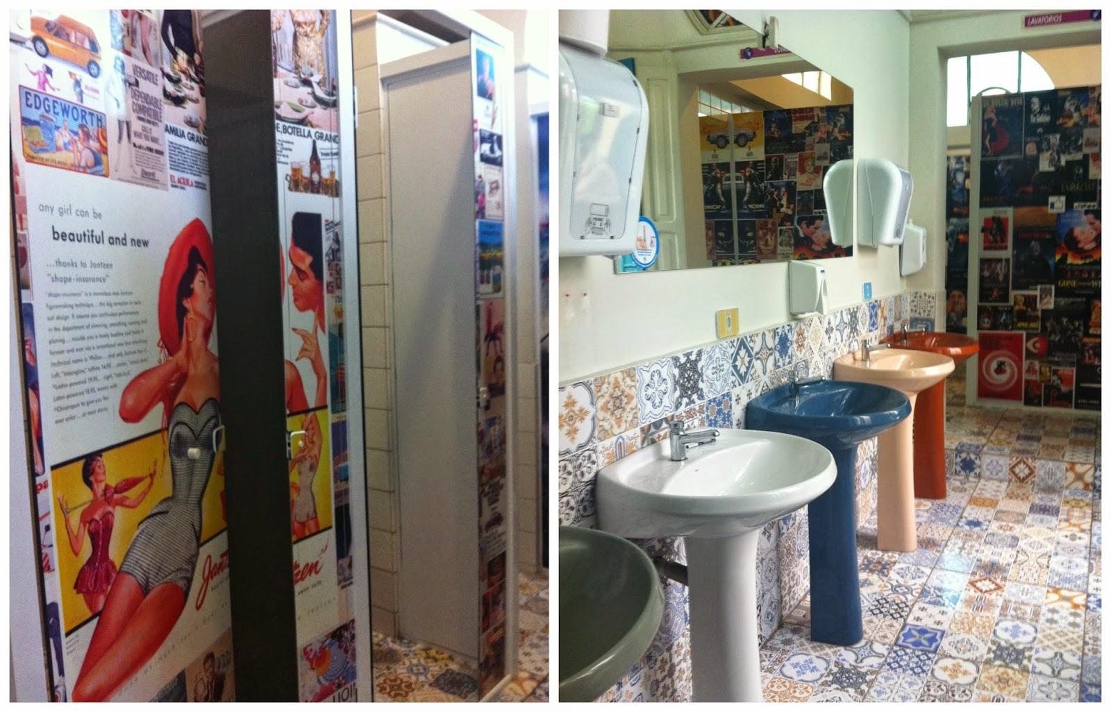 esse é o banheiro misto do 2o andar banheiro feminino #6E3A2E 1600 1026