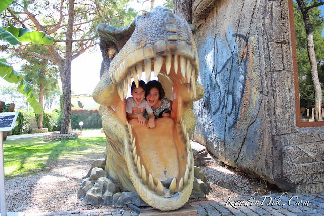 çocuklu yolculuk Türkiye'nin tematik parkları