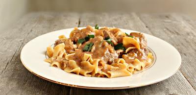 Homemade Veal Stock and Mushroom Gravy