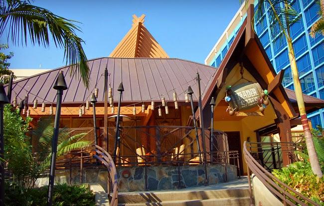 Restaurantes Disneylandia California