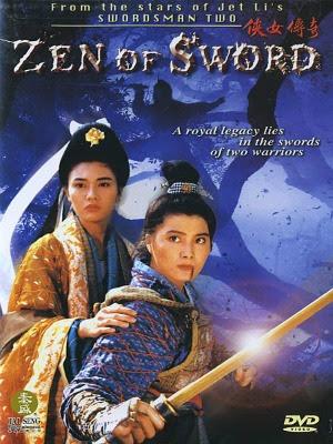 Hiệp Nữ Truyền Kỳ USLT - Zen of Sword USLT (1993)
