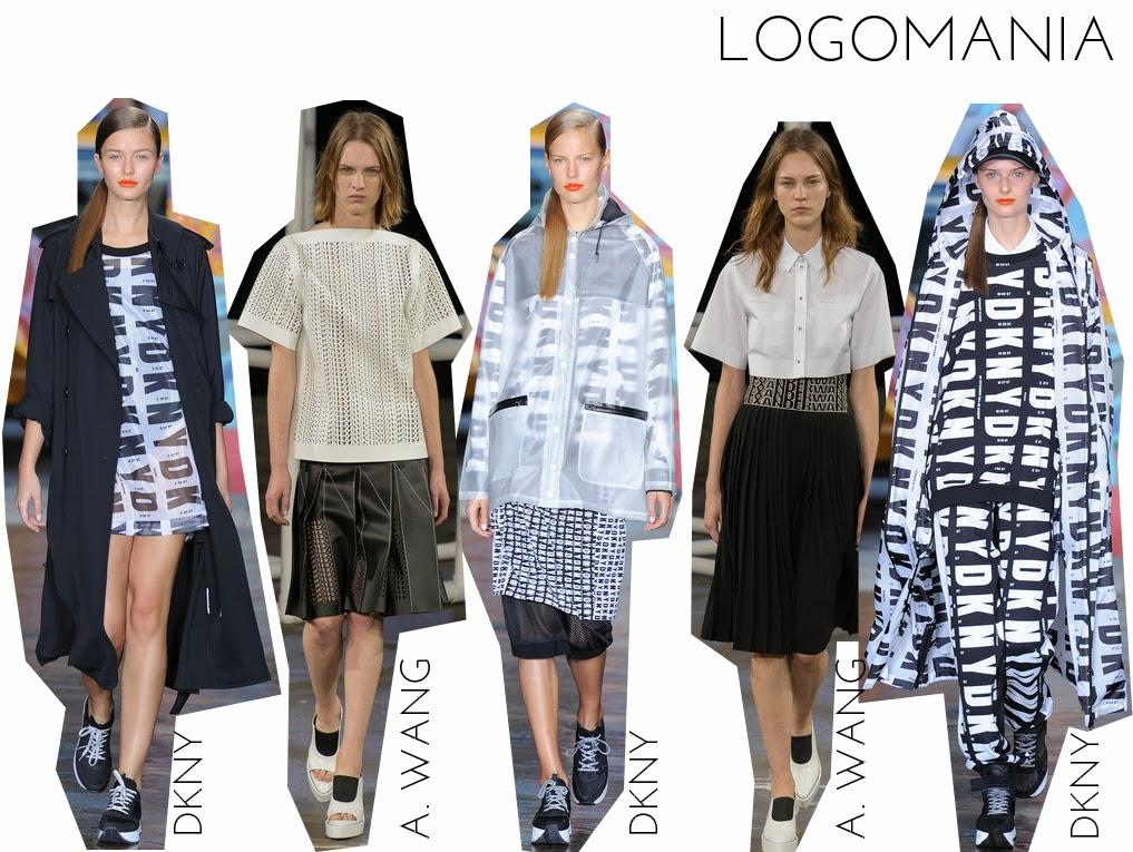 logomania trend inspiration 2014