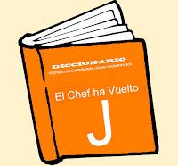 Diccionario Culinario. (J)
