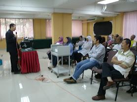 KURSUS ASAS SHAH ALAM (11 JUN 2011)
