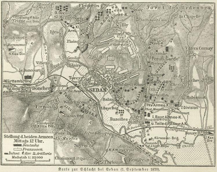 Parte de Guerra Franco-prusiana