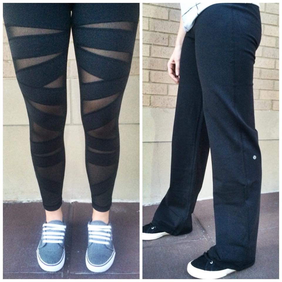 Lululemon Addict: Party Yoga Pants, Relaxed Fit Pants, And