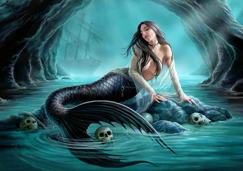 Adopte une sirène