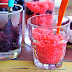 Strawberry And Blueberry Granita